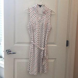 Express Tie Waist sleeveless Dress 👗